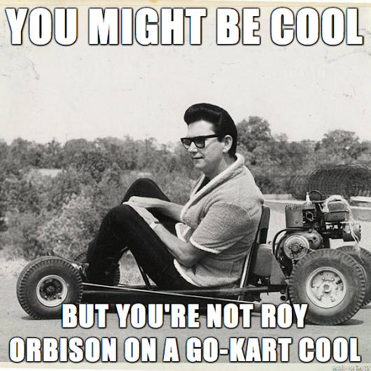 Throwback Thursday: Cool '60s People on Go-Karts