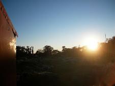 Sunrise at Parks Peak