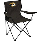Missouri Tigers Quad Folding Camp Chair