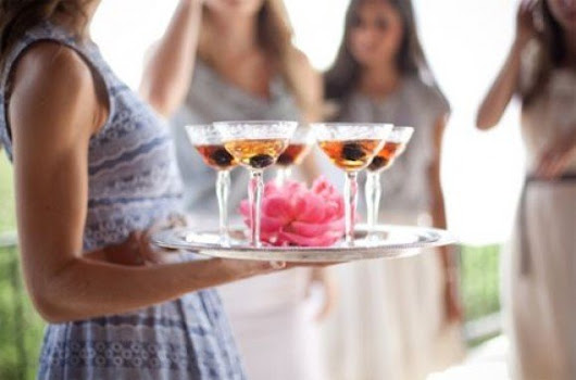 Summer Botanical Cocktails: The Round Up! | Lilla Bello