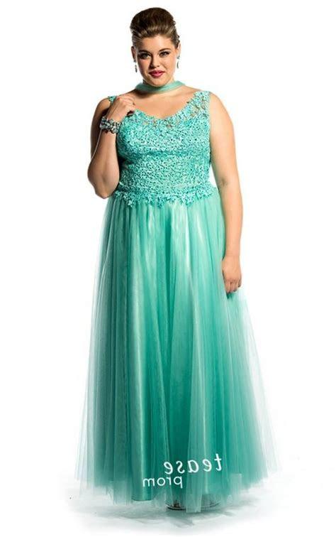 Plus size mint green dresses   PlusLook.eu Collection