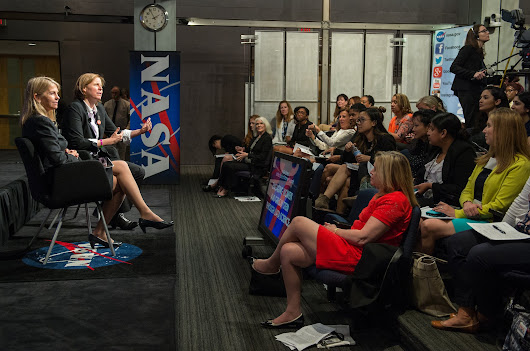 NASA Celebrates Women in STEM and Data Science | openNASA