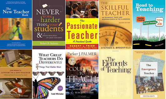 50 Best Books for New Teachers