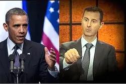 Pres. Obama and Pres. Assad