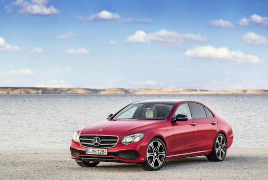 New E-Class at Dealerships in April | eMercedesBenz