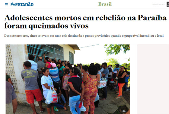 Massacre do Lar do Garoto O Estadão 5jun2017
