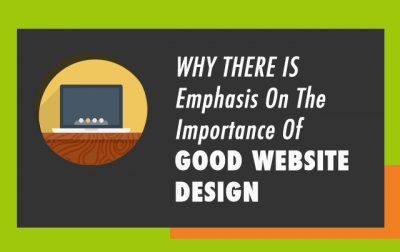 Why There Is Emphasis On The Importance Of Good Website Design