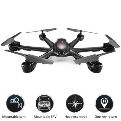 MJX X600 Headless Mode 2.4G Remote Control Hexacopter 6 Axis Gyro 3D Roll Stumbling UFO-36.70 | GearBest.com