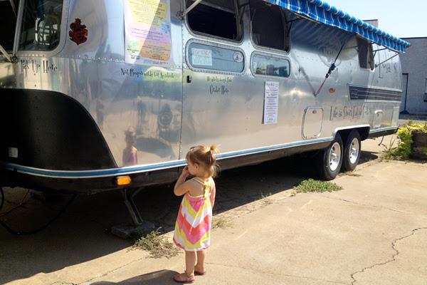 Lola's food truck
