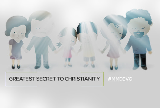 The Greatest Secret to Christian Living - Arvell Craig