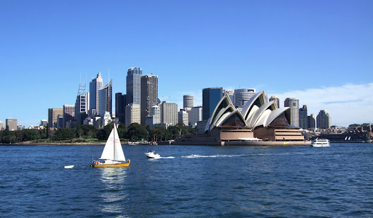 Free Things to Do in Sydney · nomadbiba
