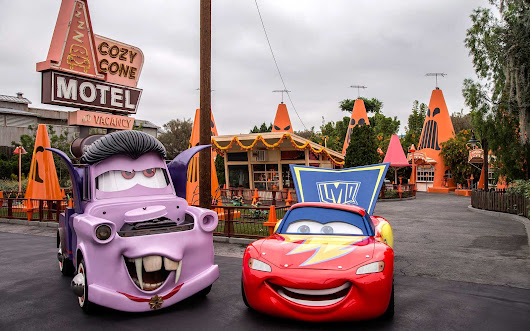 Disneyland Has Completely Transformed for Halloween