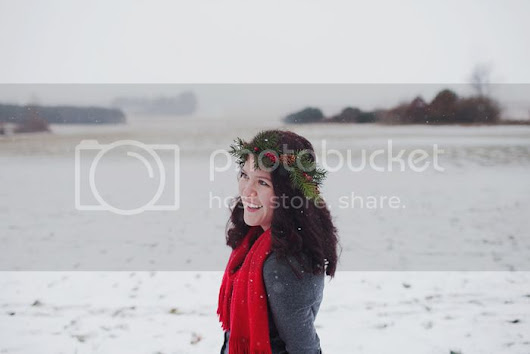Amelia Renee Photography: 5 Minutes in the Snow | Personal