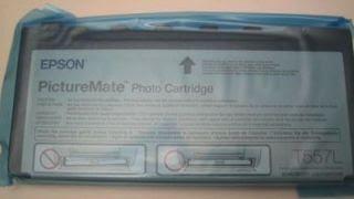 Epson Picturemate Pm 240 Photo Printer