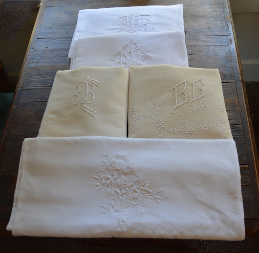 Antique French Linen Sheet sale | What to Do?