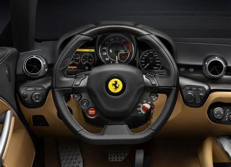 Nuova Ferrari F12 Berlinetta: scheda tecnica   ItalianTestDriver