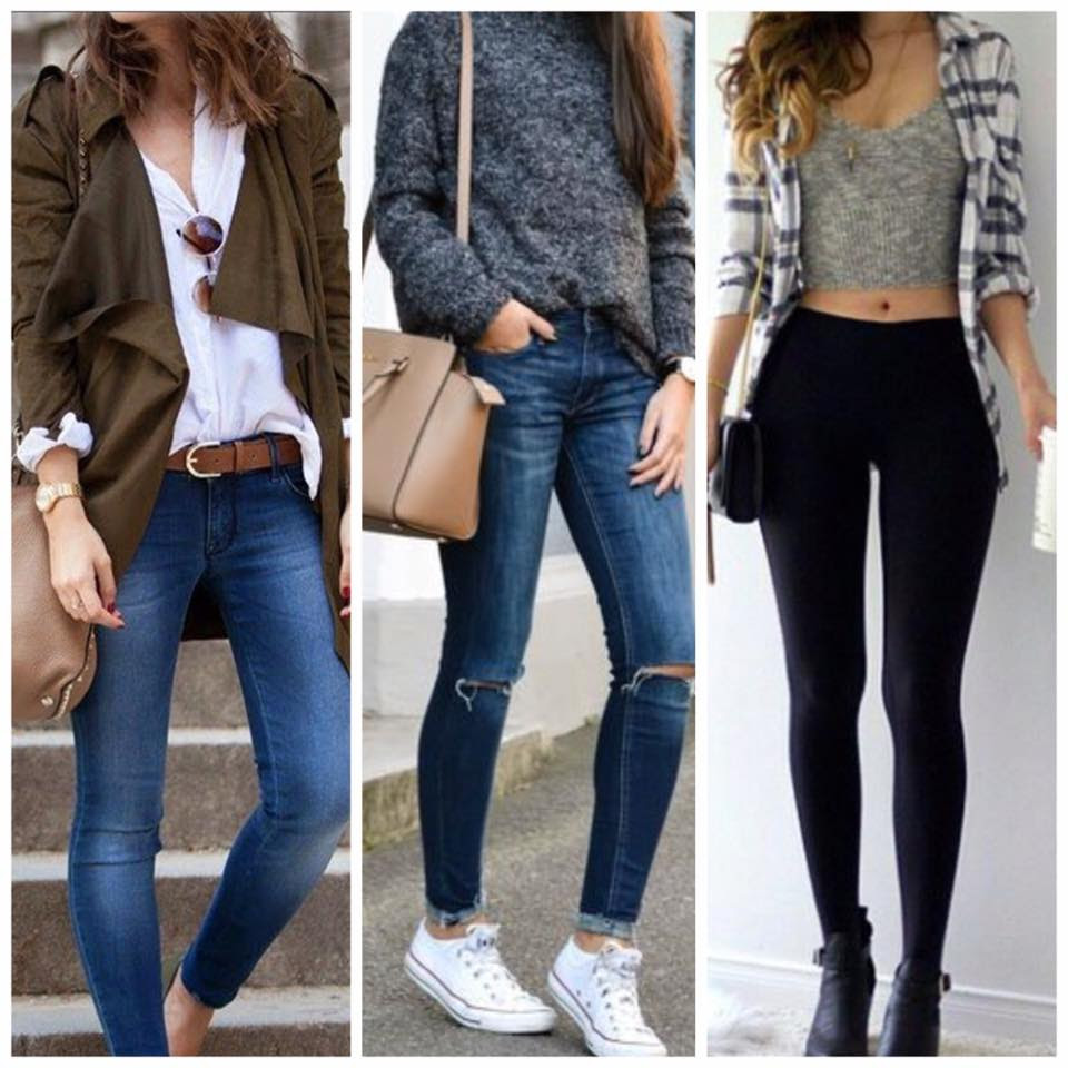 17 Fall Outfits for School to COPY ASAP - Damn You Look Good Daily