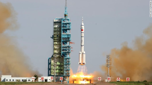 China sets course for lunar landing this year