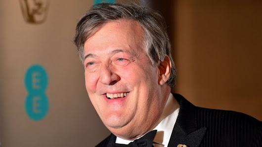 Stephen Fry faces blasphemy probe after God comments - BBC News