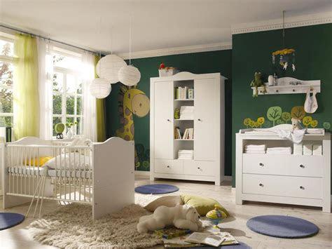 babyzimmer komplett luca  weissweiss kinderzimmer
