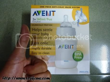 Avent Feeding Bottle,BPA free Milk Bottle