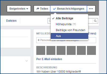 Facebook-Gruppen - effektives Instrument für das Online-Marketing?