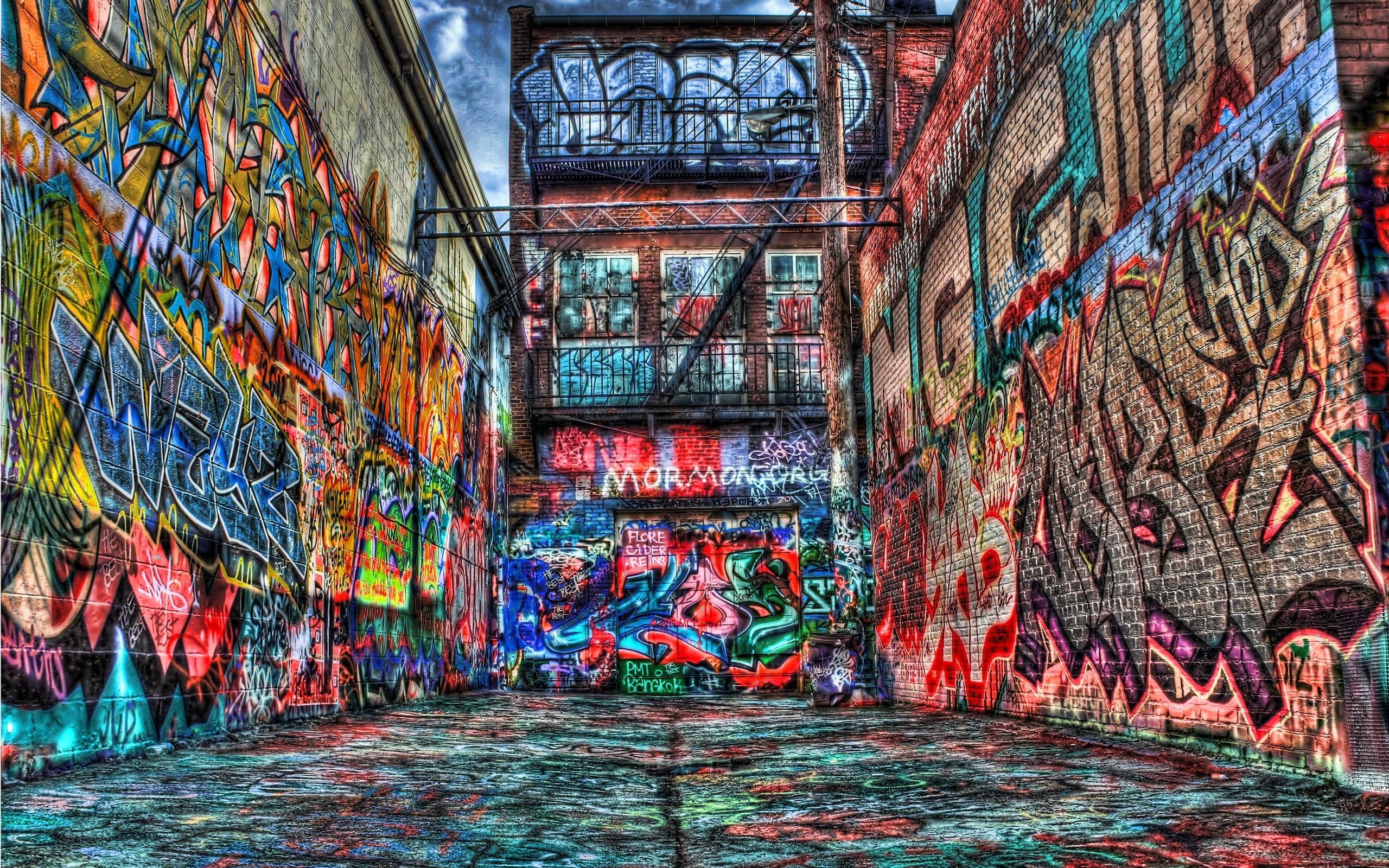 HD Graffiti Desktop Wallpapers (71+ images)