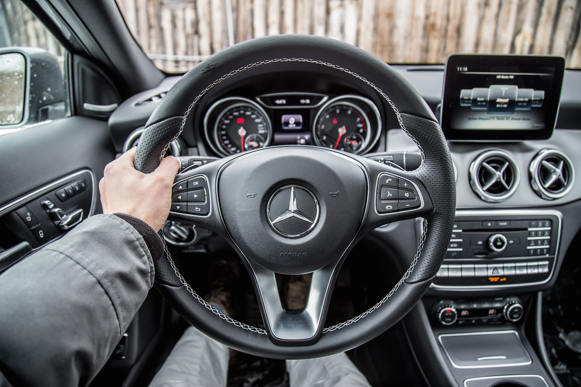 Review: 2018 Mercedes-Benz GLA 250 4MATIC | Canadian Auto ...