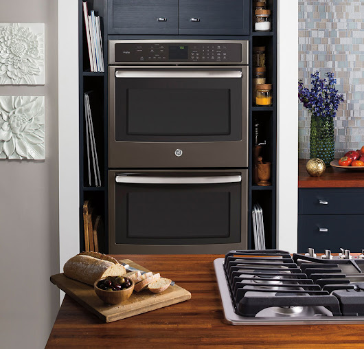 Single Mom Life Cleanup is Easier with New GE Appliances in Slate |