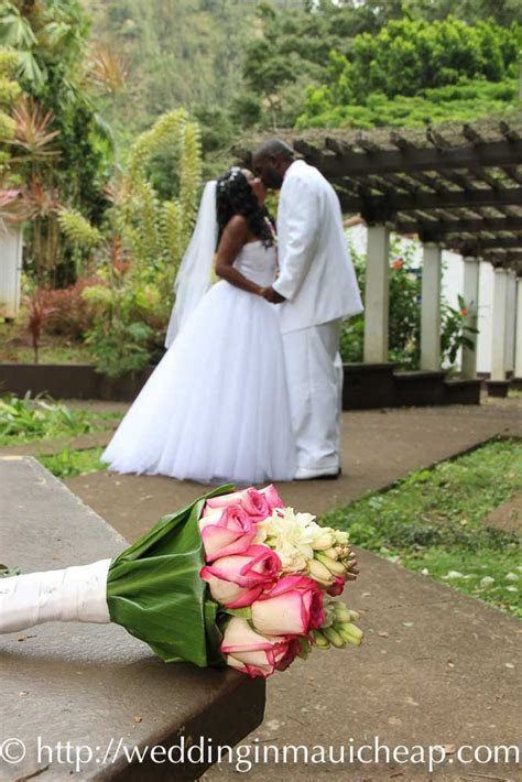 Affordable Barefoot Maui wedding packages ? Affordable