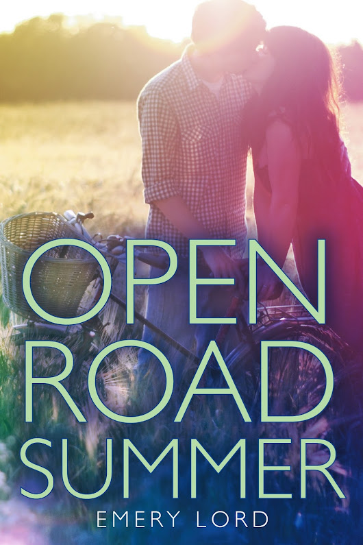 shaina's shelves: Open Road Summer by Emery Lord