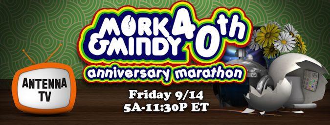 Mork & Mindy 40th Anniversary Marathon