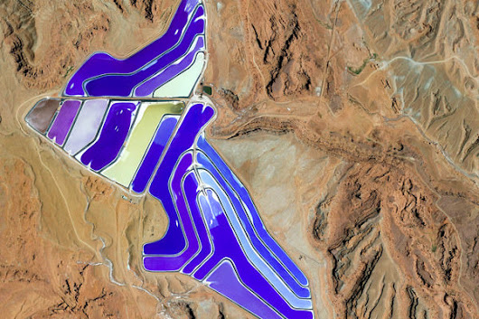 Moab, United States – Earth View from Google