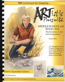 Unexpected Homeschool: Review - ARTistic Pursuits: Middle School Book 1