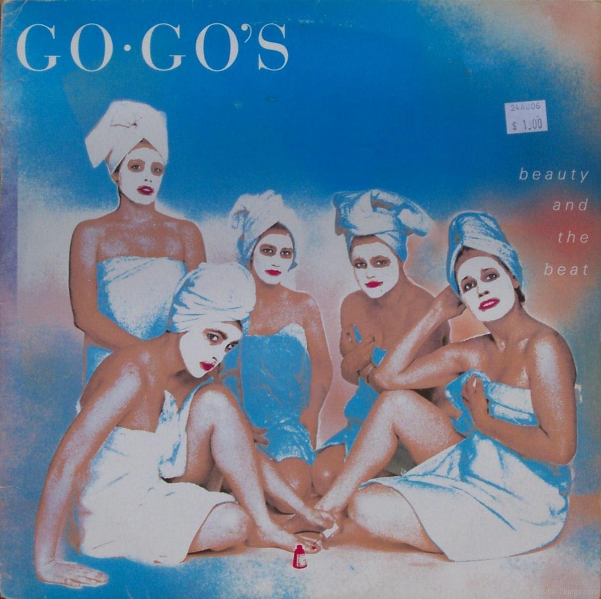 Resultado de imagem para The Go-Go's Beauty and the Beat