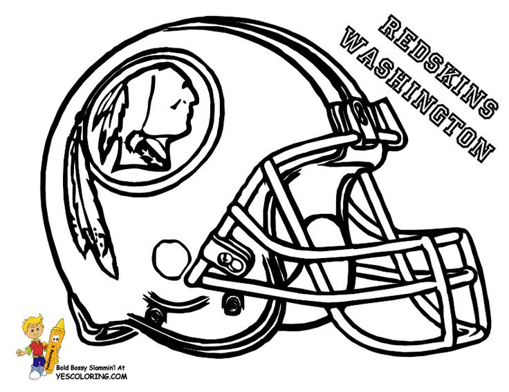 Football Helment Drawing at GetDrawings   Free download