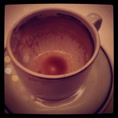 Bye bye, Espresso! #empty #photoadayjune
