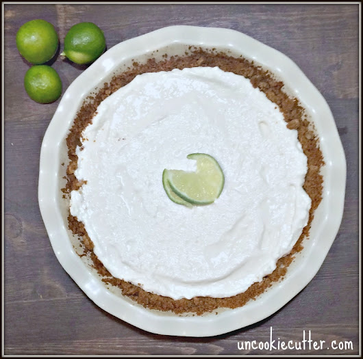 Key Lime Pie - You Link It, We Make It #23 - Uncookie Cutter