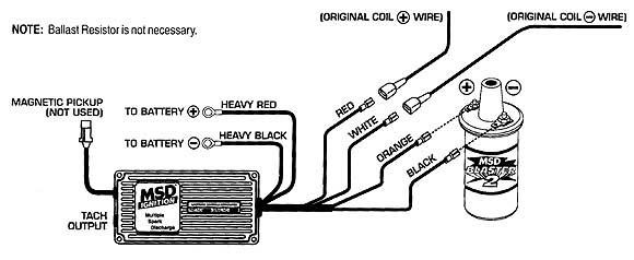 Msd 6al 6420 Wiring Diagram 1995 Chevrolet Kodiak Wiring Diagrams Bege Wiring Diagram