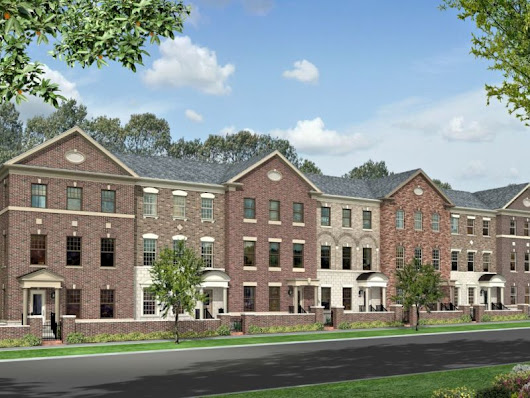 Airhart Construction announces sale of final seven Rowhomes, At Courthouse Square in downtown Wheaton