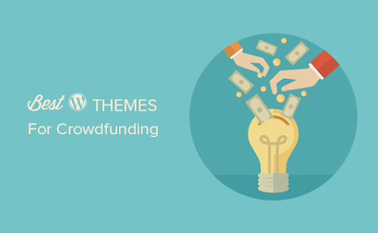 24 Best WordPress Themes for Crowdfunding (2017)
