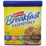 Carnation Instant Breakfast Nutritional Drink Rich Milk Chocolate 17.7 Oz