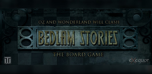 Announcing Bedlam Stories: The Board Game