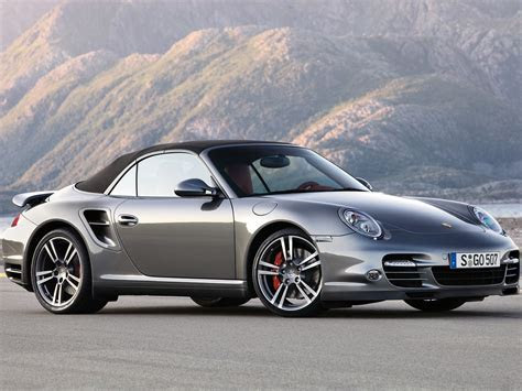 911 Turbo Convertible / 997 / 911 Turbo / Porsche / Database / Carlook