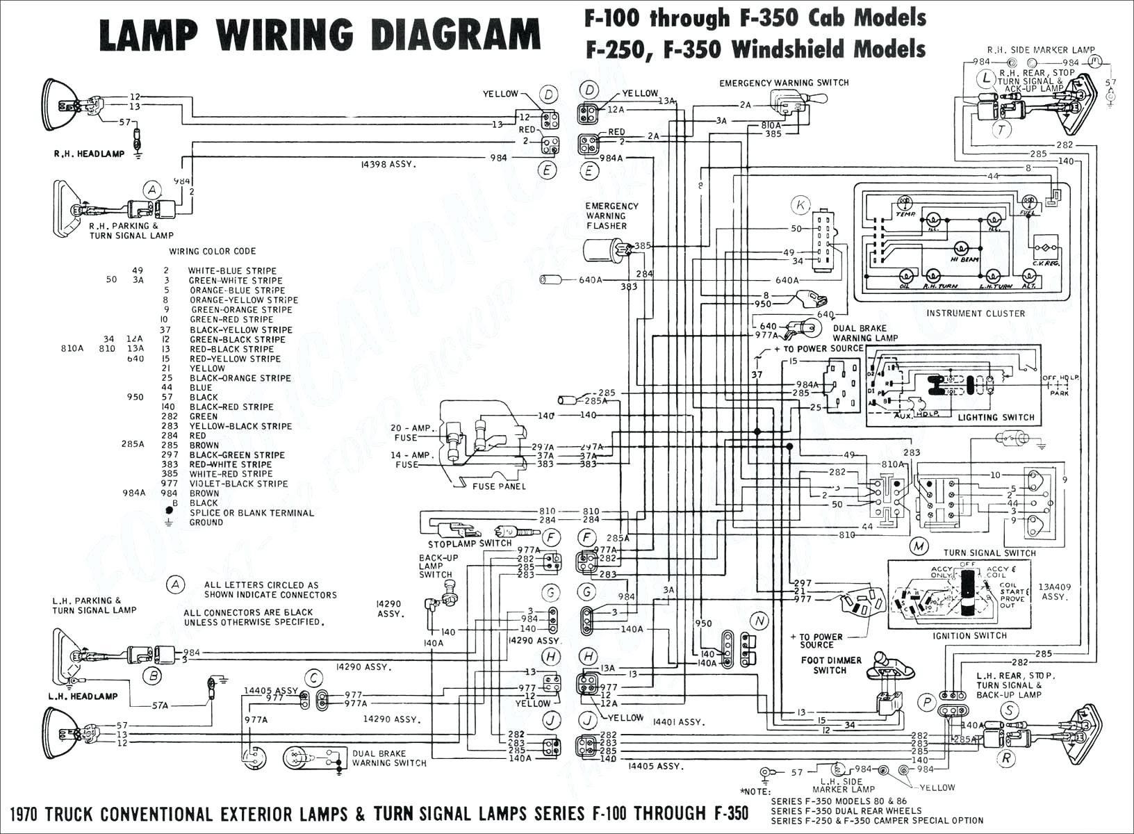 79 F250 Headlight Switch Wiring Diagram - Wiring Diagram ...