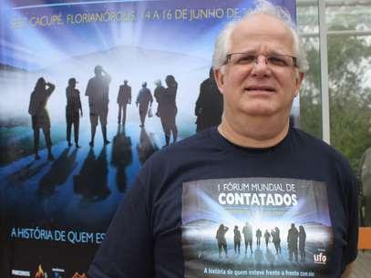 Professor A.J. Gevaerd foi um dos organizadores do evento Foto: Fabricio Escandiuzzi / Especial para Terra