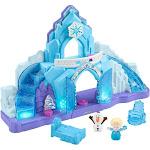 Disney Frozen - Elsa's Ice Palace by Little People