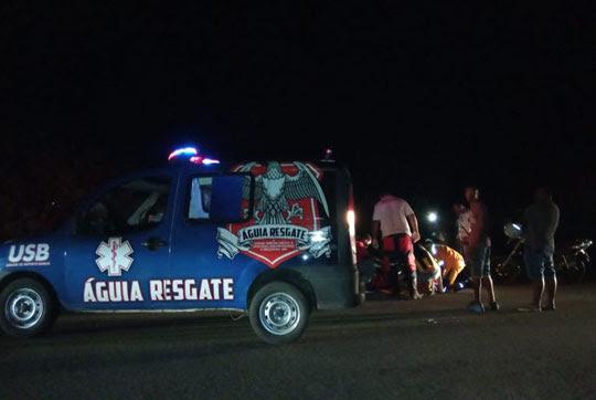 Foto: Divulgação/Águia Resgate