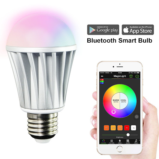 Top 10 Best Smart LED Light Bulbs Reviews in 2017