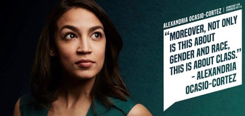 Freedom Rider: Ocasio-Cortez and the Left